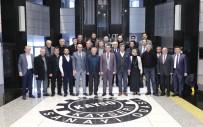 MIMARSINAN - Mimarsinan OSB Müteşebbis Heyet Toplantısı Yapıldı