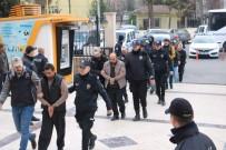 Şanlıurfa'da Bombalı Araç İle İlgili Gözaltına Alınan 11 Zanlı Adliyede