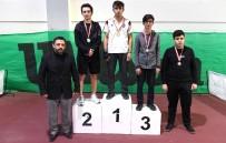 MASA TENİSİ - Şanlıurfa'da Masa Tenisi Turnuvası İlgi Gördü