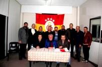 Sarıgöl Galatasaraylılar Derneği Başkanı Kamil Turhan Oldu