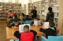 ŞEHIR TIYATROLARı - TEGV Öğrencileri Büyükşehir Belediyesi Kütüphanesi İle Tanıştı