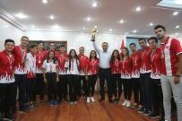 KUTLAY - Toroslar Belediyesi Bocce Takımı Avrupa Şampiyonlar Liginde