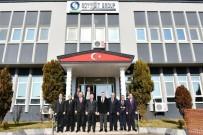 LÜTFİ KIRDAR - TRAKYAKA 2020 Yılının İlk Toplantısını Edirne'de Gerçekleştirdi