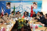 SINIR GÜVENLİĞİ - Türkiye-İran Sınır Güvenliği Toplantısı