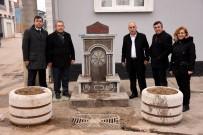 GÜNDOĞAN - Yenişehir'de 6 Sokak Çeşmesi Hizmete Açıldı