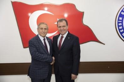 CHP Genel Başkan Yardımcısı Kaya'dan Başkan Seçer'e Ziyaret