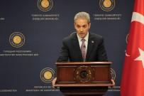 BALİSTİK FÜZE - Dışişleri Bakanlığı Sözcüsü Aksoy Açıklaması 'Kore'nin Açıklamalarını Endişeyle Karşılıyoruz'