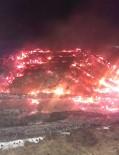 Kastamonu'da Fındıklı Yaylasında Bulunan Yayla Evi Yandı