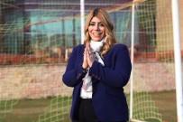 İSTIKBAL MOBILYA - Kayserispor Başkanı Berna Gözbaşı Açıklaması 'Artem Kravets'i Göndermem'