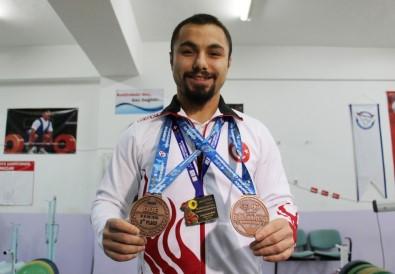 Milli Halterci Yiğit Açıklaması '2024 Paris Olimpiyatları'nda Şampiyon Olmak İstiyorum'