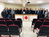 EDİP SEMİH YALÇIN - Nurdağı Ve Karkamış MHP Yönetiminde Yeni Dönem