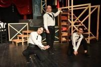 ÇOCUK OYUNU - Odunpazarı Belediye Tiyatrosu 6 Farklı Oyunla Tiyatro Severler İle Buluşacak