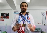 MİLLİ HALTERCİ - Milli Halterci Yiğit Açıklaması '2024 Paris Olimpiyatları'nda Şampiyon Olmak İstiyorum'