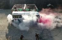 Özel Harekat Polislerinden Nefes Kesen Tatbikat