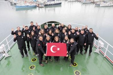 Antarktika'ya Düzenlenecek 4'Üncü Seferin Eğitimleri Tamamlandı