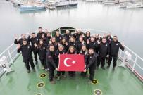 YıLDıZ TEKNIK ÜNIVERSITESI - Antarktika'ya Düzenlenecek 4'Üncü Seferin Eğitimleri Tamamlandı