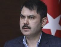 DEPREM RİSKİ - Bakan Kurum'dan Elazığ açıklaması