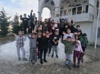 ŞIRINEVLER - Belediye Başkanından Çocuklara 'Kar' Jesti