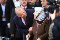 AÇILIŞ TÖRENİ - Bozkurt'ta Kapalı Pazar Yeri Açılışı Yapıldı