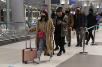PEKIN - Çin'den Dönen Türkler Bölgedeki Virüs Endişesini Anlattı