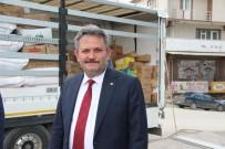 Cumayeri Halkı Elazığ'a Yardım Elini Uzattı