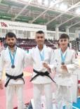 GÜMÜŞ MADALYA - Diyarbakırlı Judoculardan Üç Madalya