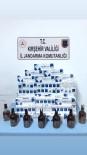 Jandarma'dan Kaçak Sigara Ve İçki Operasyonu