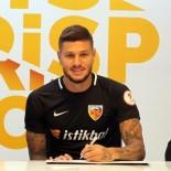 DIEGO - Kayserispor'un Yeni Transferi Diego Angelo Açıklaması 'Başarılı Olmak İçin Geldim'