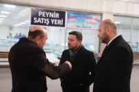 ESNAF ODASI - Nevşehir Modern Peynir Pazarına Kavuşuyor