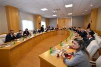 OSMANIYE VALISI - Rektör Yardım, Doğu Akdeniz Ve Enerji Stratejileri Konferansına Katıldı