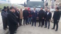 ERDOĞAN KANYıLMAZ - Suluova TSO'dan Deprem Bölgesine Yardım