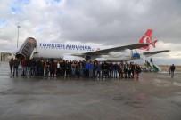BOĞAZ TURU - Tunceli'den 600 Öğrenci Uçakla İstanbul'a Gönderilecek
