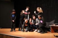 ATATÜRK KÜLTÜR MERKEZI - Turgutlu Belediyesi Çocuk Tiyatrosu Alaşehir'de Sahne Alacak