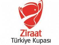ERZURUMSPOR - Türkiye Kupası'nda program belli oldu!