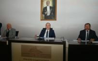 MUSTAFA TUTULMAZ - Yılın İlk Koordinasyon Kurulu Toplantısı Yapıldı