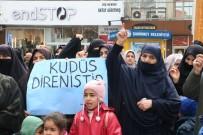 SOYKıRıM - ABD Ve İsrail'in Filistin Planı Protesto Edildi