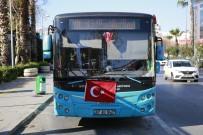 MUHITTIN BÖCEK - AP'deki Çirkin Saldırıya Antalya'dan Bayraklı Tepki