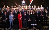İBRAHIM YıLMAZ - ATO Başkanı Baran, Ödülünü Cumhurbaşkanı Erdoğan'dan Aldı