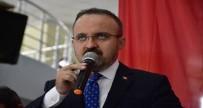 BÜLENT TURAN - Bülent Turan Açıklaması 'O Bayrağa Uzanan El Kırılır'