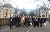 OTOMOTİV SEKTÖRÜ - Bursalı Otomotivciler Macaristan'da