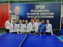 MASA TENİSİ - Büyükşehirli Raketler, Bursa'nın En İyisi