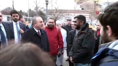 Çavuşoğlu, Bulgaristan'da Cami Ve Müftülüğü Ziyaret Etti