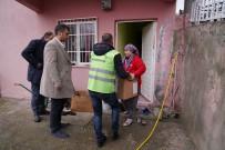GEZIN - Diyarbakır'da Depremden Etkilenen Vatandaşlara Gıda Yardımı