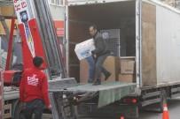 ULUDAĞ - Elazığ'da Böyle İnsanlar Var, Ücretsiz Ev Taşıyorlar