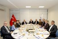 MİMARLAR ODASI - Eskişehir'in İş Konseyi Yol Haritasını Görüştü