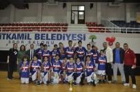 ŞEHITKAMIL BELEDIYESI - GKV Spor Kulübü U14 Basketbol Şampiyonu
