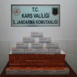ELEKTRONİK SİGARA - Kars'ta 30 Bin Lira Değerinde Kaçak Sigara Ele Geçirildi