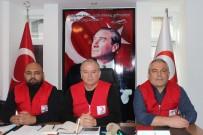 KAYACıK - Kayacık, 'Kızılay'a Yardım Yapmayın' Paylaşımlarını Eleştirdi