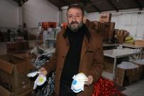 PEKIN - Kayserili Firma Çin'e Maske Yetiştirmek İçin Gece Gündüz Mesai Yapıyor