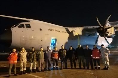 Moğolistan'dan Yakıt Alan 'Uçan Kale' Vuhan'a Gidiyor